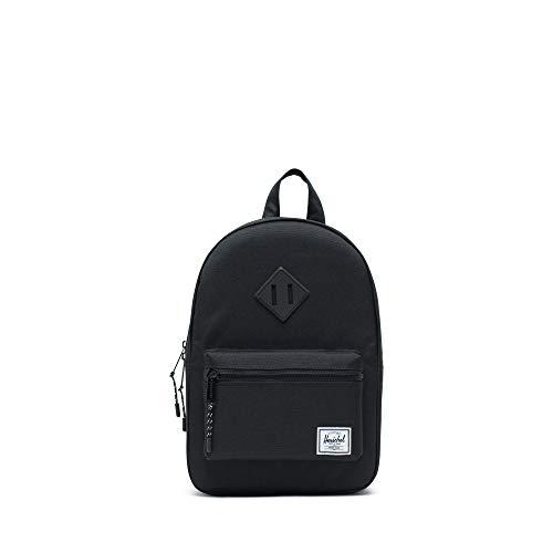 Herschel Heritage Backpack, Black/Black, Classic 21.5L