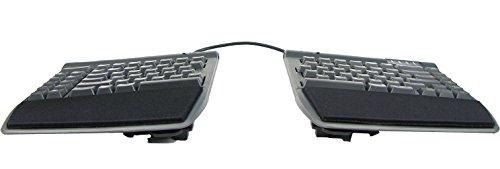 KINESIS Freestyle2 Ergonomic Keyboard w/ VIP3 Lifters for Mac (9\' Separation)