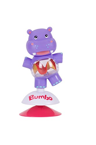 Bumbo B11123 Suction Toy, Hildi The Hippo