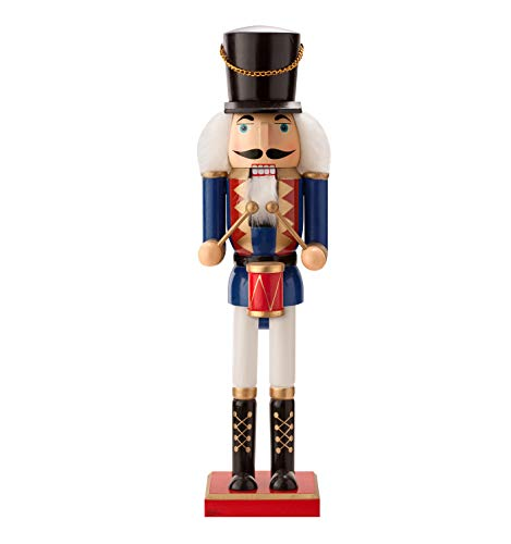Advanced Graphics Nutcracker Drummer Life Size Cardboard Cutout Standup
