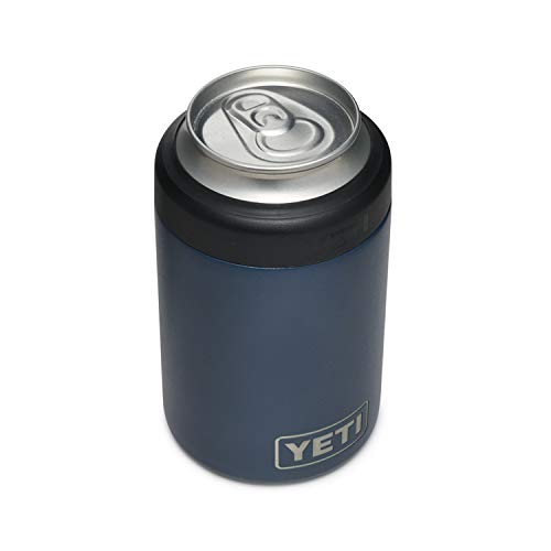 YETI Rambler Colster 2.0, Vacuum Insulated, Stainless Steel, Navy