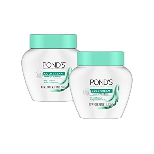 Pond's Cold Cream Cleanser 6.1 oz (Pack of 2)