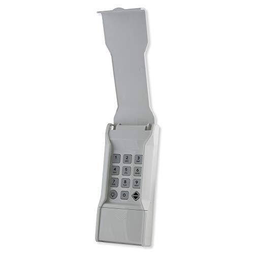 Linear Megacode Wireless Garage Door Opener Digital Keypad
