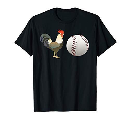 Fowl Ball or Foul Ball? Chicken + Baseball
