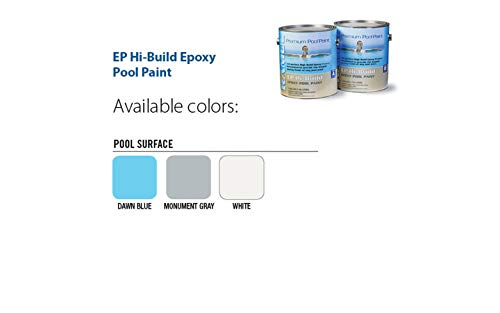 RAMUC EP Hi-Build Epoxy Premium Epoxy Pool Paint (White)