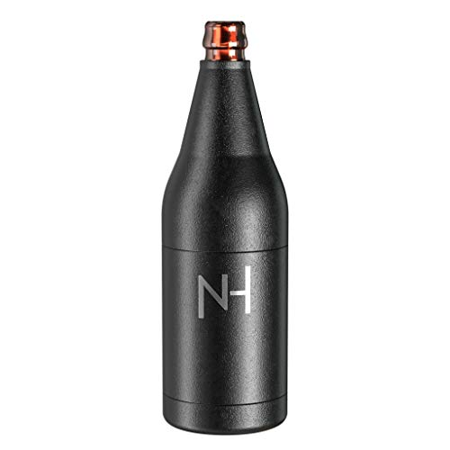 2-in-1 Beer Bottle and Can Cooler, Beer Bottle Insulator, Vacuum Insulated Double Walled Stainless Steel, Best Gift