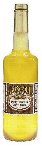 Boscoli Family Dirty Martini Olive Juice, 25 oz.