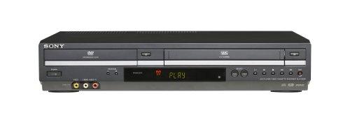 Sony SLV-D380P DVD/VCR Tunerless Progressive Scan DVD/VHS Combo Player (2009 Model), Black
