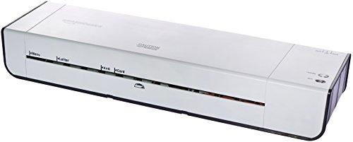 AmazonBasics 12-Inch Thermal Laminator Machine