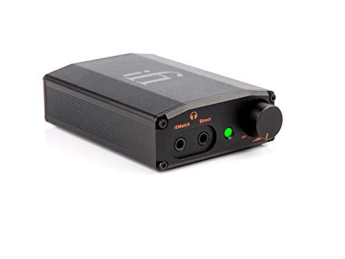 iFi Nano iDSD Black Label Portable USB DAC and Headphone Amplifier - Upgrade Smartphones/Digital Audio Players/Tablets/Laptops