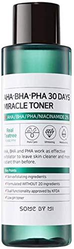 SOME BY MI Aha.Bha.Pha 30Days Miracle Toner 150ml (5oz) Anti-acne Exfoliation Hydration Brightening
