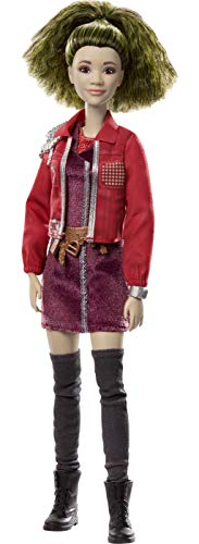 """Zombies Disney's 2, Eliza Doll (11.5-inch) Wearing Grungy-Cool Outfit and Accessories, 11 Bendable """"Joints,"""" Great Gift for Ages 5+"""