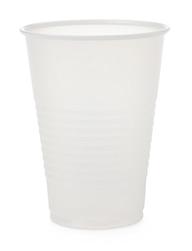 Medline NON03007 Disposable Cold Plastic Drinking Cup, 7 oz (Pack of 2500)