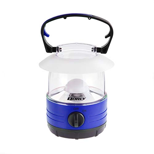 Dorcy LED Bright Mini Lantern 70 Hour Run Time, Small, Model Number: 41-1017, Assorted Colors