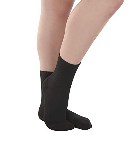Apolla Shocks - The Performance - SM - Black: Compression Socks with Targeted & Patented Support