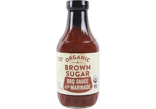Trader Joe's - Organic Brown Sugar BBQ Sauce & Marinade NET WT.19.5 OZ