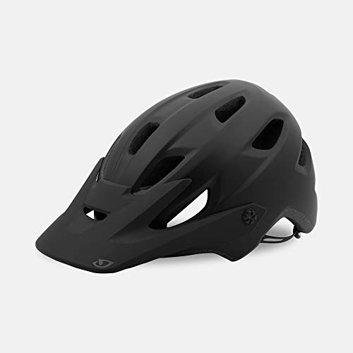 Giro Chronicle MIPS Adult Mountain Cycling Helmet - Medium (55-59 cm), Matte Black/Gloss Black (2020)