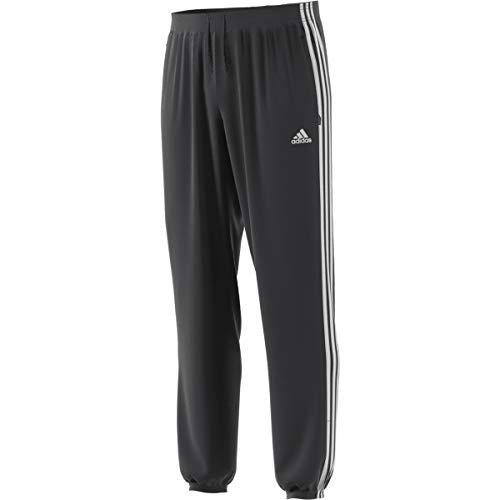 adidas Men's Core 18 Training Pants (Car/White, Large)