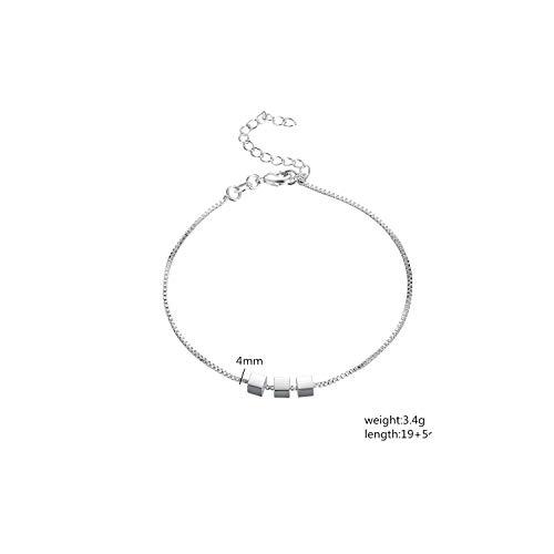 Charms Beads Chain Beautiful Bracelet Fashion for Women Wedding Nice Bracelet Jewelry,Lh030