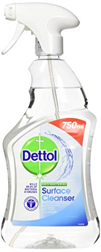 Dettol Anti-Bacterial Surface Cleanser, 750 ml, Pack of 6