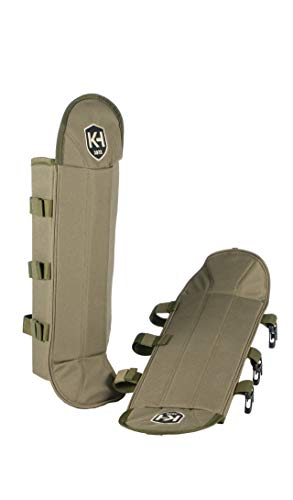 Knight & Hale Real Tree Snake Gaiters - OD Green, One Size (KHT0094)