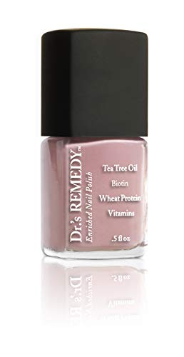 Dr.'s REMEDY Enriched Nail Polish, RESILIENT Rose, 0.5 Fluid Ounce