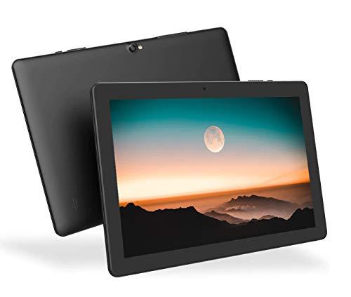 Tablet 10 inch Android 9.0 Pie OS, 4 GB RAM 64 GB Storage, 5MP Rear Camera, Quad-Core Processor, 10.1 inch IPS HD Display, Wi-Fi GPS