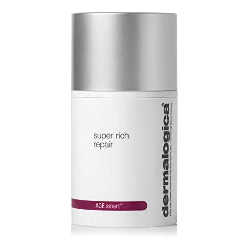 Dermalogica Super Rich Repair (1.7 Fl Oz) Anti-Aging Super-Concentrated Face Moisturizer - Help Replenish Skin's Natural Moisture Levels