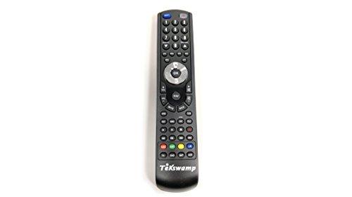 Tekswamp TV Remote Control for Mitsubishi LT-55265