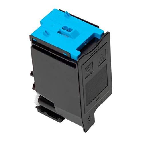 Technica Brand Compatible Replacement Cyan Toner Cartridge for Sharp MX-C250, MXC250, MX-C300, MXC300, MX-C300W, MXC300W, MXC300P, MX-C300P, MXC301, MX-C301W - MX-C30NTC, MXC30NTC, MX-C30NT-C