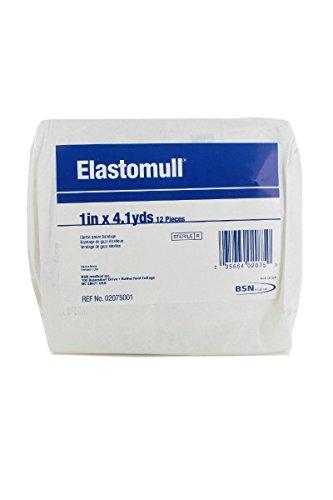 Elastomull Conforming Gauze Bandage. Dimensions: 1' x 4.1 yd. roll, 24 rolls