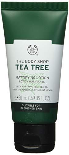 The Body Shop Mattifying Lotion (Vegan), Tea Tree, 1.69 Fl Oz