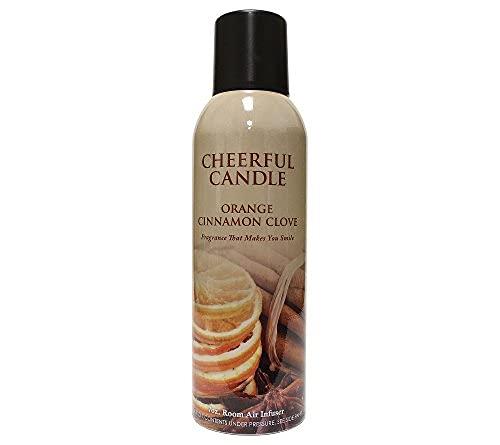 A Cheerful Giver Orange Cinnamon Clove Room Spray, Multi