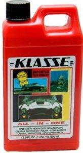 Klasse All-In-One Polish, 16.9 oz.