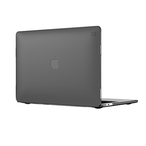 Speck Products 90206-0581 SmartShell Case for MacBook Pro 13' with and Without Touch Bar, Onyx Black Matte