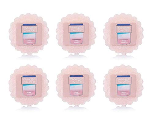 Yankee Candle Lot of 6 Pink Sands Tarts Wax Melts
