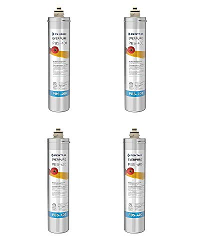 Everpure PBS-400 Water Filter Replacement Cartridge (EV9270-86) (Pack of 4)