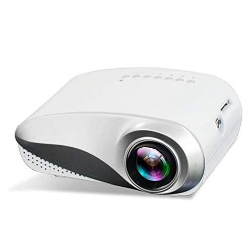 Full HD Projector 1080P 5600Lumens 300ansi LED Projector 3D Video Beamer HDMI for 4K Smart Home Cinema Basic Version