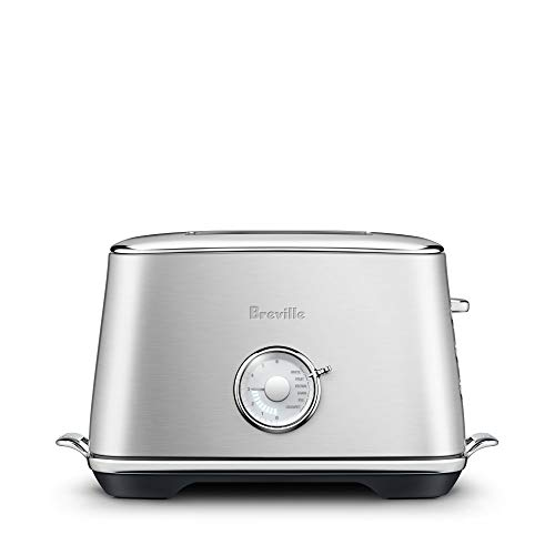 Breville BTA735BSS1BUS1 the Toast Select Luxe Countertop Toaster, 2 slice