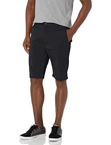 Volcom Men's Vmonty Stretch Chino Short, Black, 34
