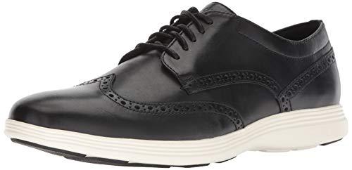 Cole Haan Men's Grand Crosscourt II Sneaker, Black, 10.5 M US