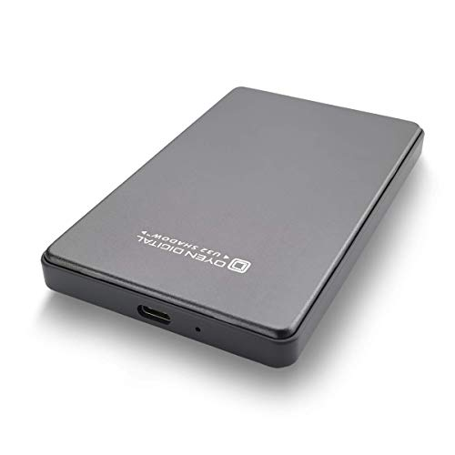 Oyen Digital U32 Shadow 500GB USB-C External Solid State Drive (SSD) for Xbox One/X/S