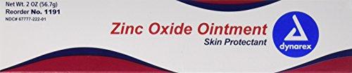 Dynarex Zinc Oxide Skin Protectant Ointment, 3 Count