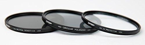 Tiffen Digital Essentials 77DIGEK3 Filter Kit for 77mm Filter Size