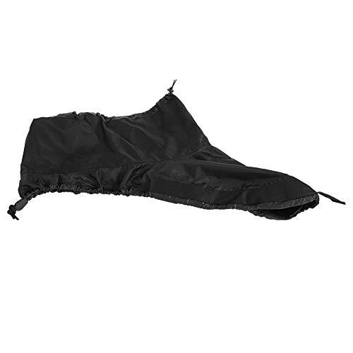 Universal Adjustable Kayak Spray Skirts, Nylon Waterproof Kayak Skirt Deck Surf Cover Accessories
