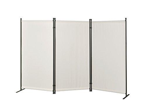 Proman Products Galaxy Room Outdoor/Indoor Divider (3-Panel), 102' W x 16' D x 71' H, Beige