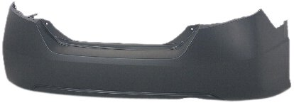 OE Replacement Honda Civic Rear Bumper Cover (Partslink Number HO1100234)