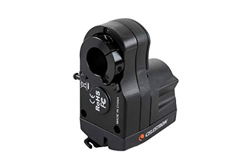 Celestron Motor for SCT and EdgeHD - Enables Electronic Focusing - Bring Celestial Objects into Sharp, Precise Focus, 94155-A