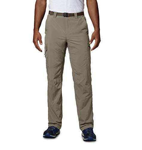 Columbia Men's Men's Silver Ridge Cargo Pant , Tusk, 32x32