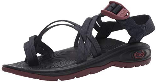 Chaco Zvolv X2 Women's Sandals Medium 10, Solid Navy
